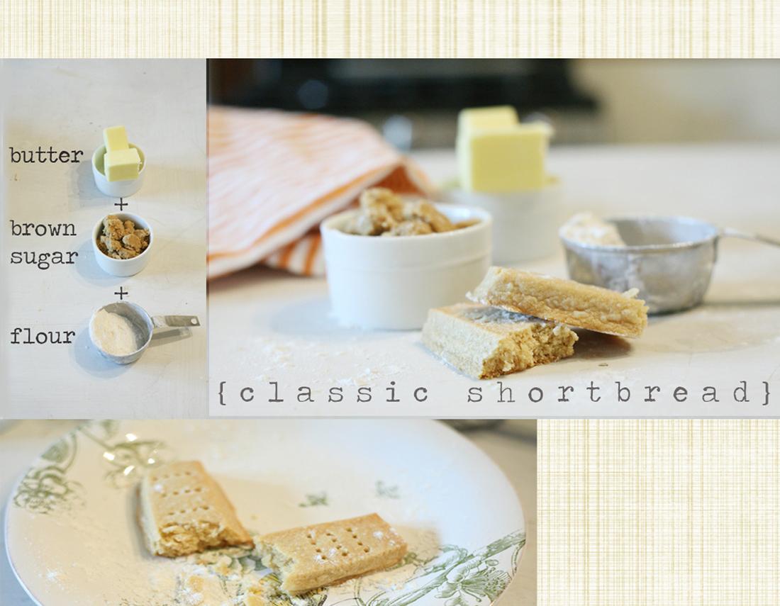 rare & beautiful treasures I best classic shortbread cookies