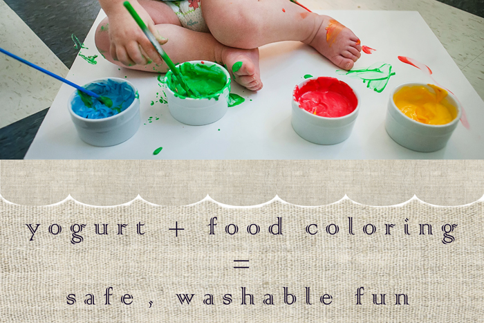 Rare & Beautiful Treasures DIY Child Paint-5